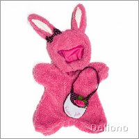 Outfit bunny for Rubens Kids dolls