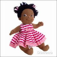 Rubens Kids doll Lollo (new) by Rubens Barn