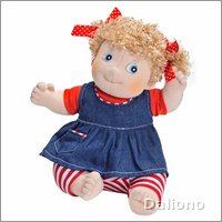 Rubens Kids doll Olivia (new) by Rubens Barn