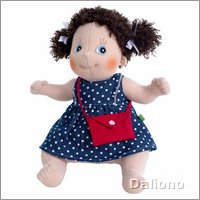 Rubens Kids doll Alma (new) by Rubens Barn