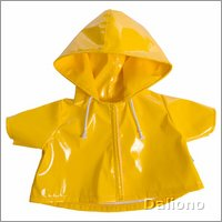 Extra outfit - raincoat for Rubens Kids dolls