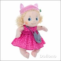 Rubens Cutie Activity doll Emelie by Rubens Barn