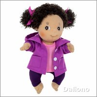 Rubens Cutie Activity doll Hanna by Rubens Barn
