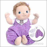 Rubens Baby doll Emma by Rubens Barn (NEW)