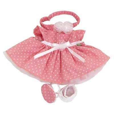 Pretty dress for Rubens Babys by Rubens Barn