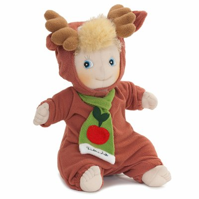 Rubens Ark doll moose by Rubens Barn