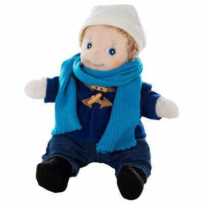 Extra outfit - cold outside set for Rubens Kids dolls