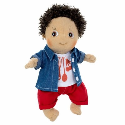 Rubens Cutie Activity doll Charlie by Rubens Barn