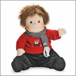Rubens Barn Original - therapy doll Emil (Teddy)