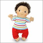 Rubens Cutie therapy doll Charlie by Rubens Barn