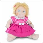 Rubens Barn Original - therapy doll Ida