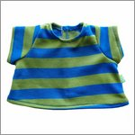 Extra outfit - green t-shirt for Rubens Kids dolls