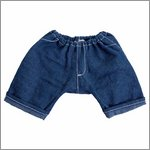 Extra outfit - jeans for Rubens Kids dolls