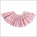 Extra outfit - geometric skirt for Rubens Kids dolls