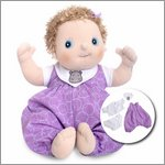Rubens Baby therapy doll Emma by Rubens Barn (NEW)
