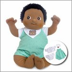 Rubens Baby therapy doll Nils by Rubens Barn (NEW)